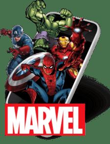 Marvel Jackpots