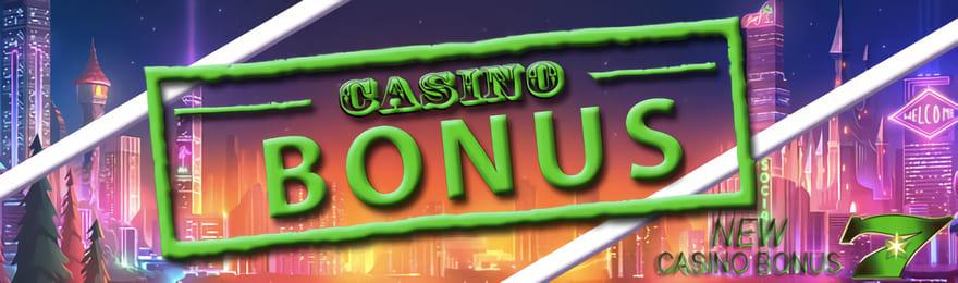 Kasino bonusar